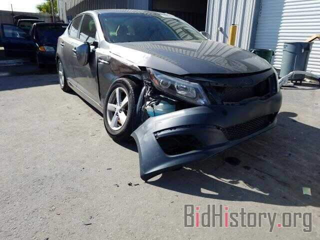 Photo 5XXGM4A77EG261234 - KIA OPTIMA 2014