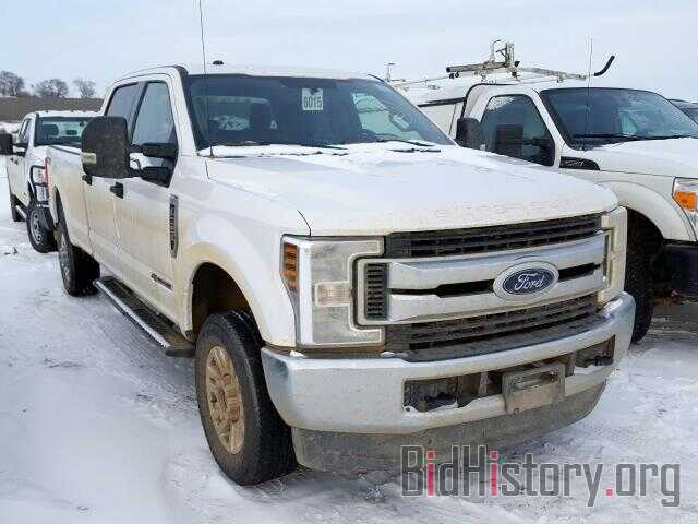 Фотография 1FT8W3BT5KED76564 - FORD F350 SUPER 2019