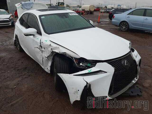 Фотография JTHBZ1D28J5032875 - LEXUS IS 2018