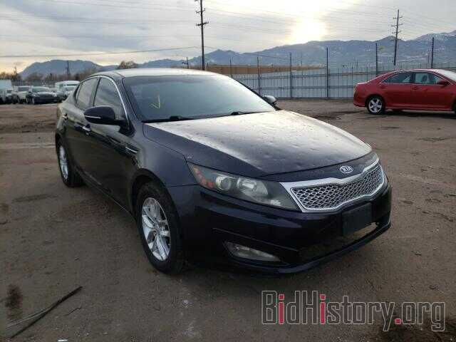 Photo 5XXGM4A78CG034602 - KIA OPTIMA 2012