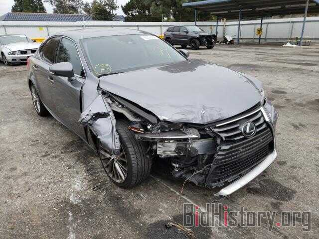 Фотография JTHBA1D21J5076336 - LEXUS IS 2018