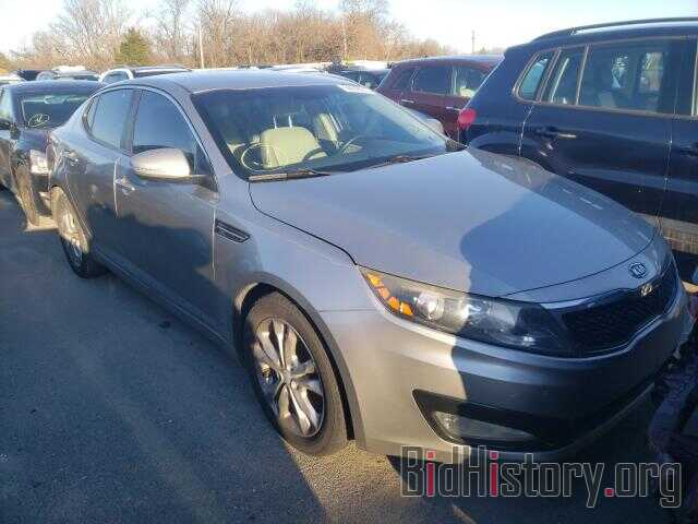 Photo 5XXGM4A78CG020389 - KIA OPTIMA 2012
