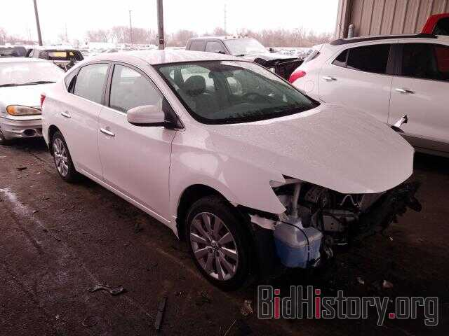 Photo 3N1AB7AP6GY334331 - NISSAN SENTRA 2016