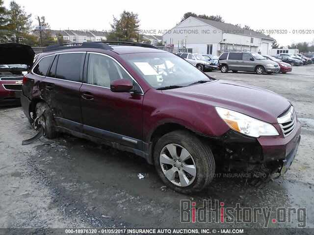 Photo 4S4BRBHC0B3343574 - Subaru Outback 2011