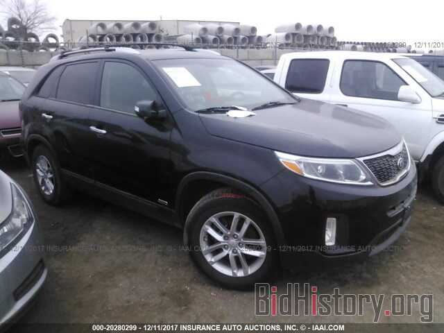Photo 5XYKTCA60EG507521 - Kia Sorento 2014