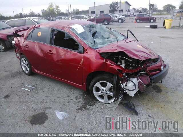 Photo 5YFBU4EE5DP102799 - Toyota Corolla 2013