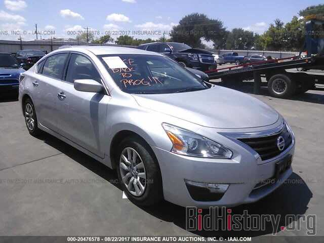 Photo 1N4AL3AP6FN313502 - Nissan Altima 2015