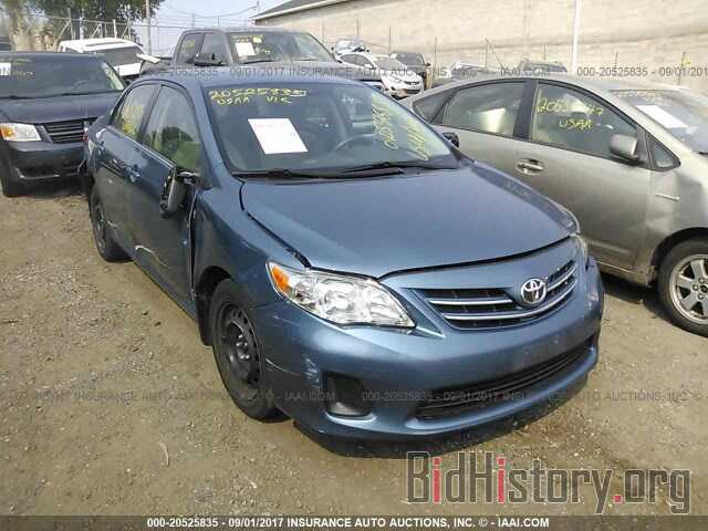 Photo 5YFBU4EE2DP128034 - Toyota Corolla 2013