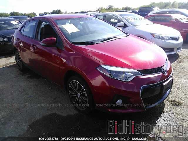 Photo 5YFBURHE2FP288443 - Toyota Corolla 2015