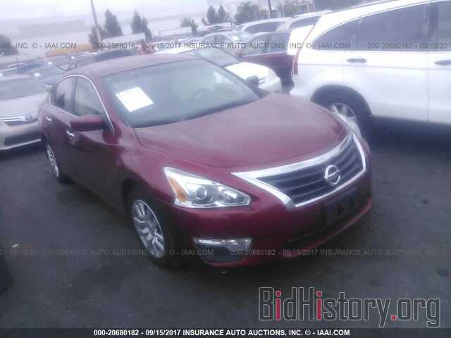 Photo 1N4AL3AP8FN881542 - Nissan Altima 2015