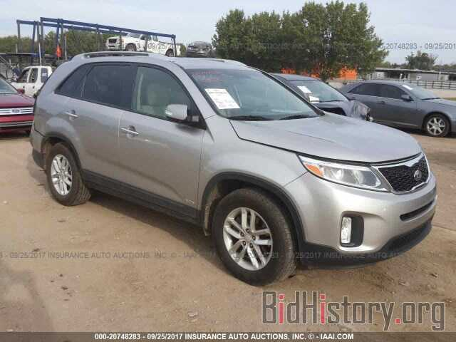 Photo 5XYKTCA60EG531303 - Kia Sorento 2014