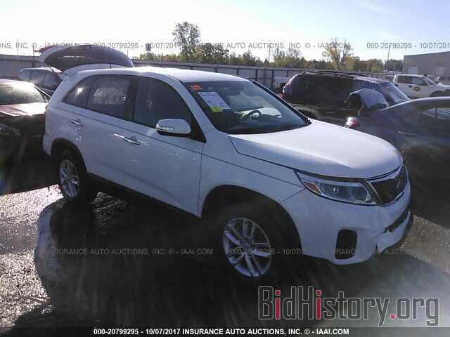 Photo 5XYKT3A68EG467978 - Kia Sorento 2014