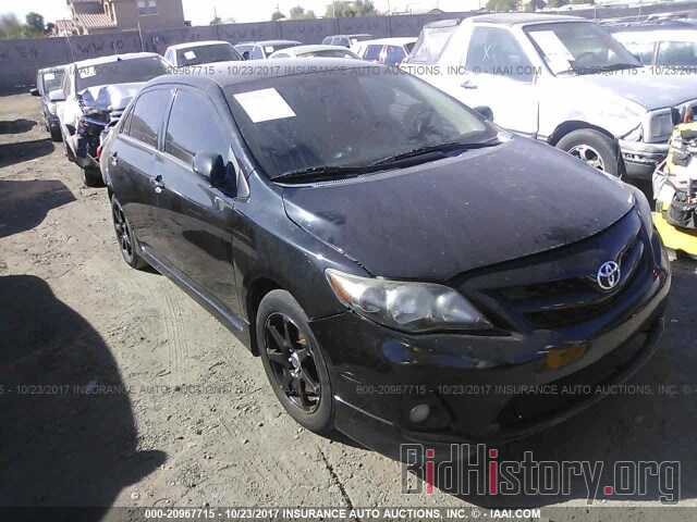Photo 5YFBU4EEXDP108503 - Toyota Corolla 2013