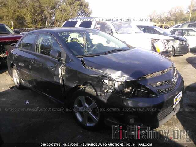 Photo 2T1BU4EE4DC115155 - Toyota Corolla 2013