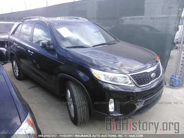 Photo 5XYKT4A63EG448261 - Kia Sorento 2014