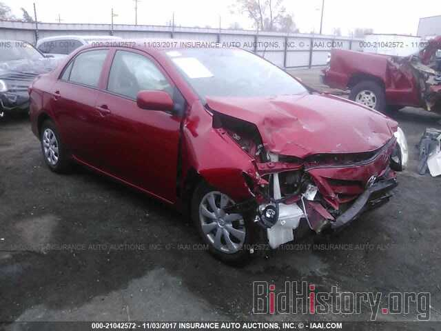 Photo 5YFBU4EE3DP088420 - Toyota Corolla 2013