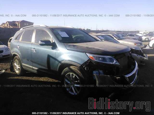 Photo 5XYKT3A66EG454548 - Kia Sorento 2014