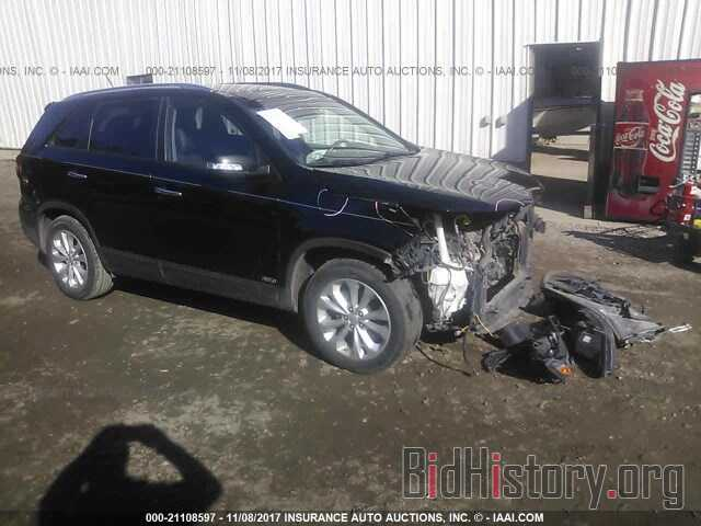 Photo 5XYKUDA72EG498199 - Kia Sorento 2014