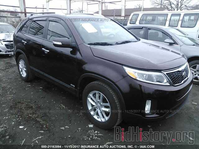 Photo 5XYKTCA64EG507022 - Kia Sorento 2014