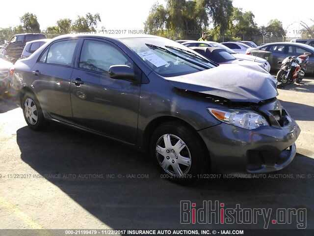 Photo 5YFBU4EE2DP163494 - Toyota Corolla 2013