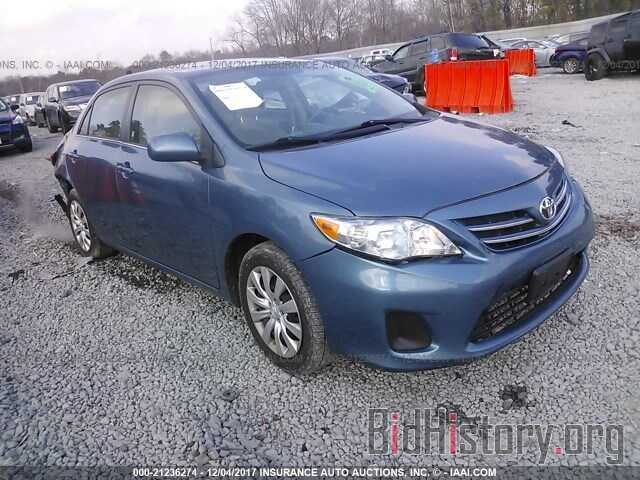 Photo 5YFBU4EE5DP207908 - Toyota Corolla 2013
