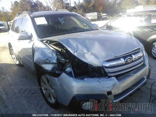 Photo 4S4BRCGC6D3236085 - Subaru Outback 2013