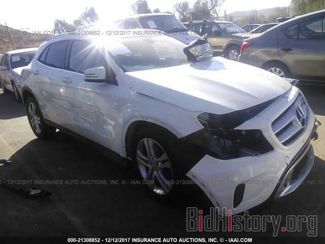 Photo WDCTG4EB6FJ139055 - Mercedes-benz Gla 2015