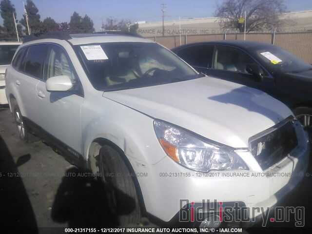 Photo 4S4BRBKC7D3235044 - Subaru Outback 2013