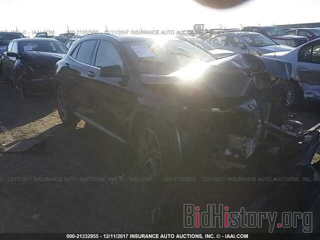 Photo WDCTG4GB0FJ072546 - Mercedes-benz Gla 2015