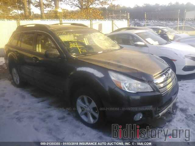 Photo 4S4BRDKC5D2245394 - Subaru Outback 2013