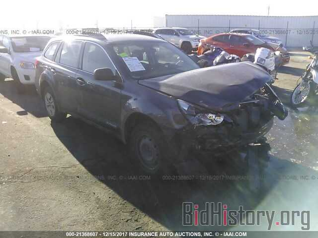 Photo 4S4BRCAC2D3315259 - Subaru Outback 2013