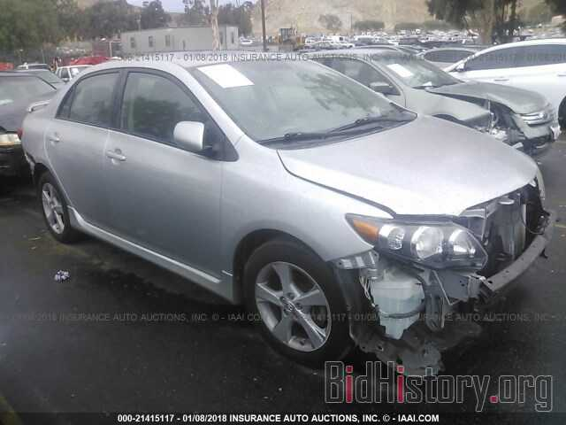 Photo 5YFBU4EE4DP082447 - Toyota Corolla 2013