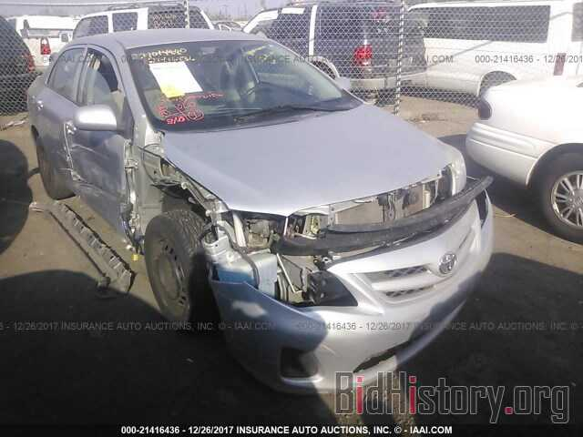 Photo 5YFBU4EE5DP185750 - Toyota Corolla 2013