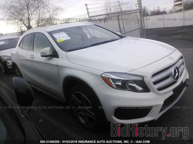 Photo WDCTG4EB0FJ124924 - Mercedes-benz Gla 2015