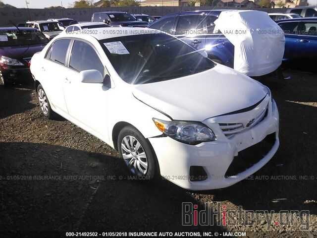 Photo 5YFBU4EE8DP101419 - Toyota Corolla 2013