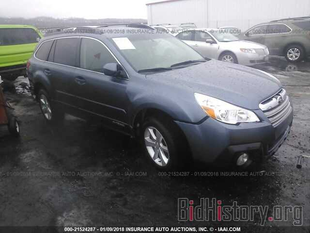 Photo 4S4BRBGCXD3308271 - Subaru Outback 2013