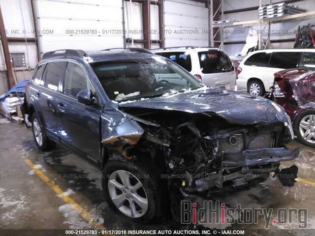 Photo 4S4BRCCC4D3250718 - Subaru Outback 2013