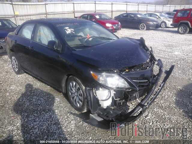 Photo 2T1BU4EE6DC089691 - Toyota Corolla 2013