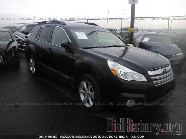 Photo 4S4BRBGC8D3298985 - Subaru Outback 2013