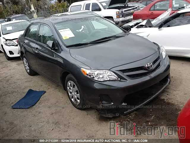 Photo 2T1BU4EE5DC110935 - Toyota Corolla 2013