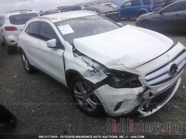 Photo WDCTG4GB4FJ056821 - Mercedes-benz Gla 2015