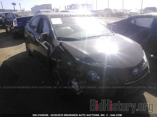 Photo 5YFBURHE9FP200908 - Toyota Corolla 2015