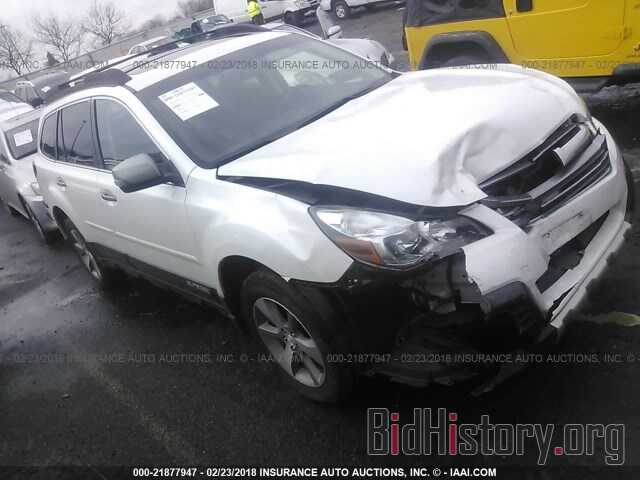 Photo 4S4BRBSC4D3318074 - Subaru Outback 2013