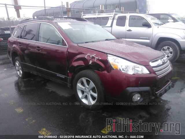 Photo 4S4BRBCC5D1211108 - Subaru Outback 2013