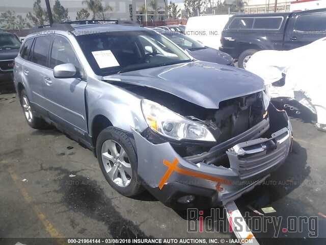 Photo 4S4BRBKC6D3257388 - Subaru Outback 2013
