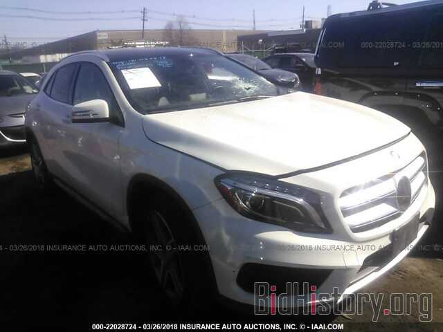Photo WDCTG4GB0FJ076449 - Mercedes-benz Gla 2015