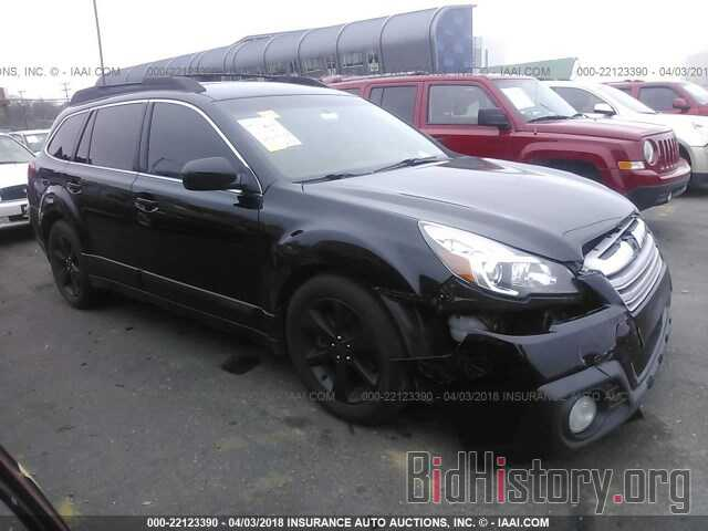 Photo 4S4BRDAC6D2226676 - Subaru Outback 2013
