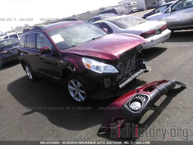 Photo 4S4BRBGC5D3317878 - Subaru Outback 2013
