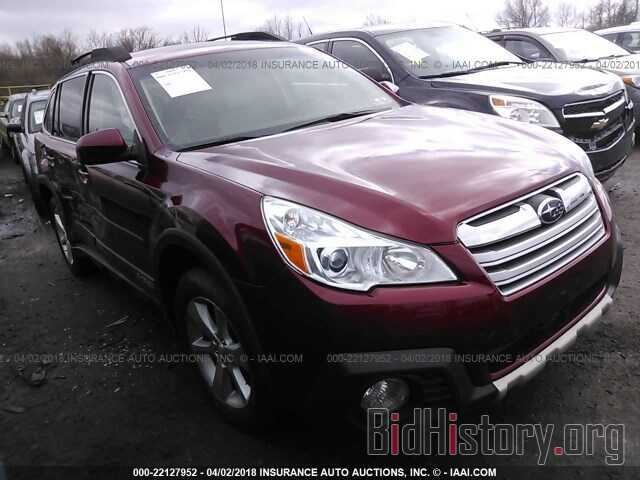 Photo 4S4BRBKC3D3284208 - Subaru Outback 2013