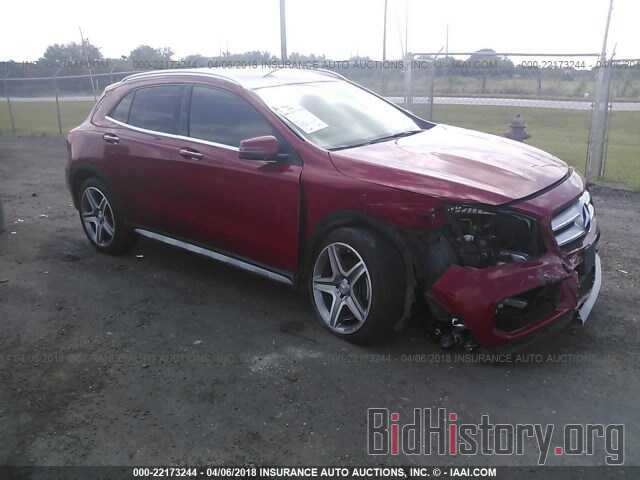Photo WDCTG4EB7FJ117629 - Mercedes-benz Gla 2015